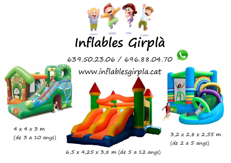 Targetes inflables 8